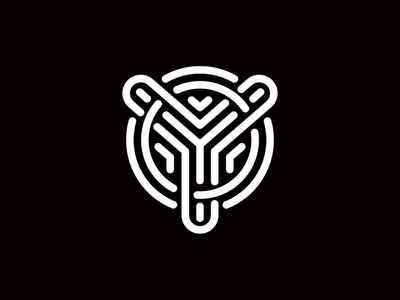 Y monogram symbol logo simple logo logos design flat vector logo mark logotype logo inspiration logodesign branding and identity icon monogram monogram logo y logo branding