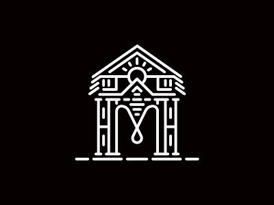 M Gate Logo icon branding m gates gate unique logo shrine logo temple logo japanes logo japanese logo logogram monograms symbols logo monogram logo logodesign gate logo m logo logos logo