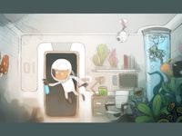 Space Botany - WIP