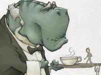 Butlersaurus Rex