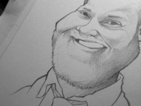 Caricature in Progress