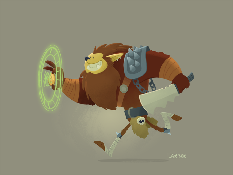 DnD Armory 004: Scarab of Protection weapon bugbear dungeonsanddragons dndarmory photoshop character design digital illustration