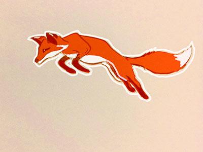 Fox ashleighgreen dribbble2