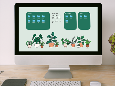 desktop organizer digital product etsy digital download laptop organizer desktop wallpaper desktop calendar small business plants high res background wallpaper desktop organizer desktop design