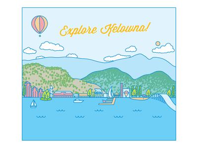 Explore Kelowna!