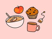 Autumn Breakfast