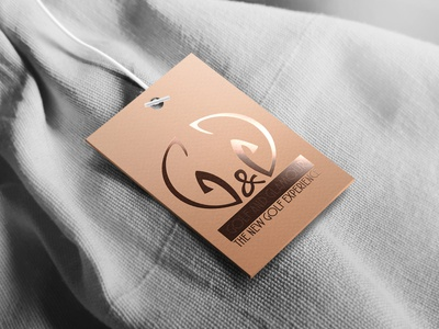 Golf & Glamour - Logo design for Golf Association