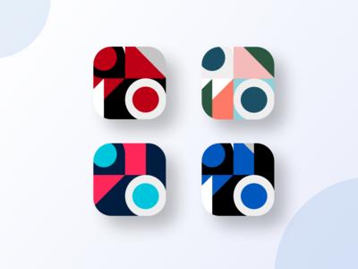 Art App Icons