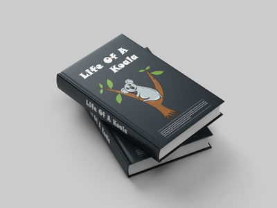 Life of A Koala-Book Cover