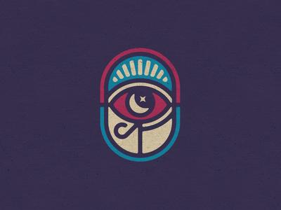 Eye of Horus jevons joshua logo mystic hieroglyph horus egyptian eye