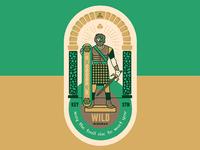 Wild Irishman Keystone Ski Run Poster