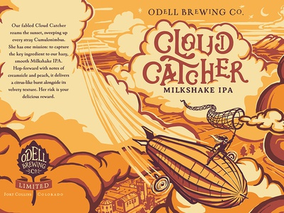 Odell Cloud Catcher IPA