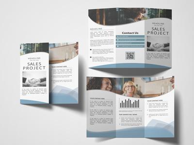 Tri Fold Brochure Design