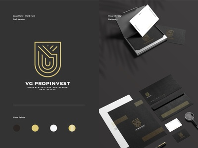 Visual Identity visual identity bussiness card logo branding concept identity design graphic design branding