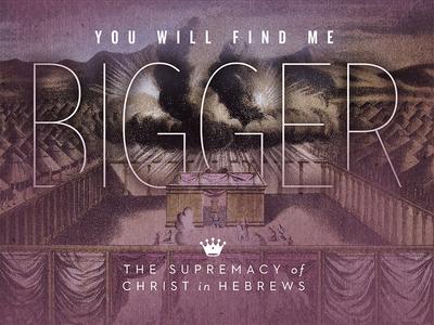 Hebrews Sermon Series Identity