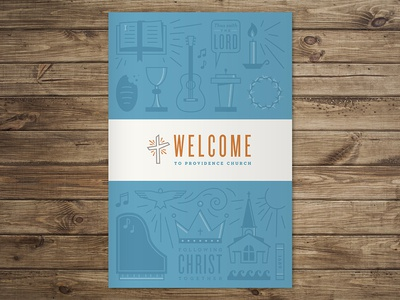 Welcome to Providence Church Book