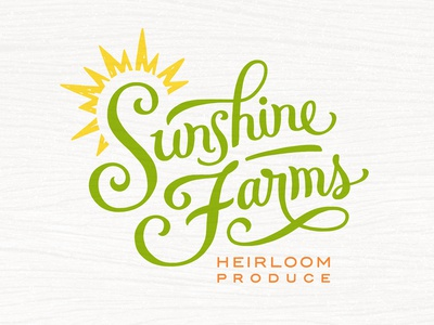 Sunshine Farms Logo