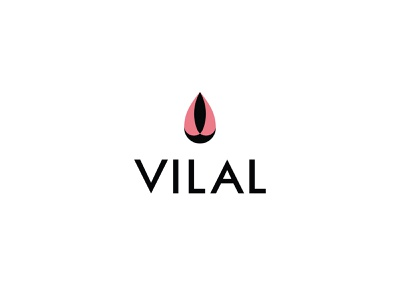 Vilal art adobe 2d graphics graphicdesign colour palette cosmetic logo brochure letterhead business card cosmetics logo photoshop illustrator design brand identity branding