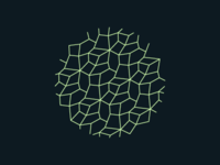 Leaf capillaries pattern