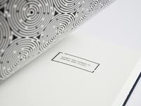 BCA Notebook | Flyleaf & Stamp