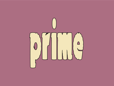 Prime Logo editorial branding design logo cartooning illustration designsbylos