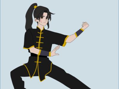 Character Design: Kain Ryeol