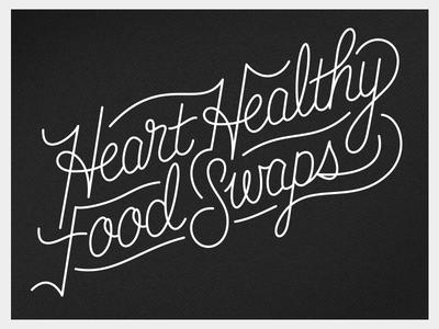 Heart Healthy Food Swaps