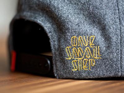 Melton Wool Hats embroidery lettering hats headwear