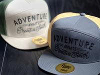 Creative South Hats - Adventure Awaits