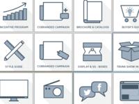 Methods Of Advertising Icon