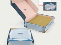 Box Packaging Gem Design