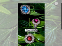 Engagement Ring Email Campaign