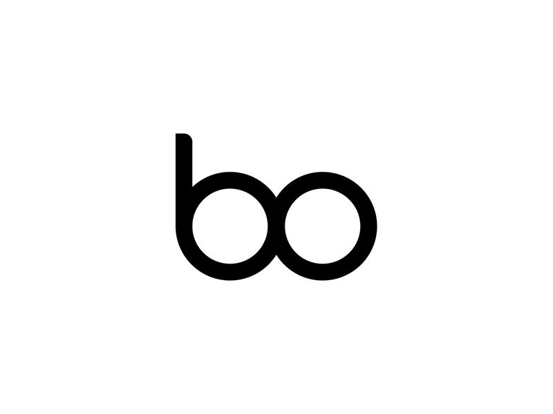BO Logo Wordmark Exploration irish designer logo symbol design logotype inspiration design branding design logo designer graphicdesign design logo mark