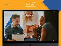 Daily UI 003 - Design a Landing Page (Version B)