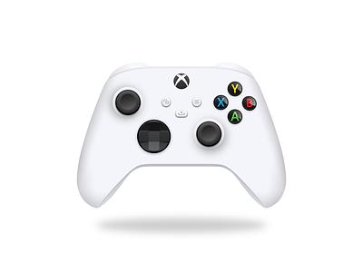 Xbox Series X/S Controller microsoft xbox controller video games vector illustration