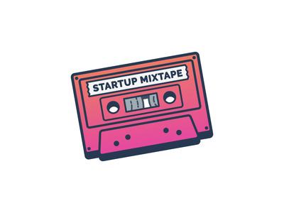 Startup Mixtape Logo