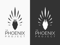 Phoenix Project Logo Concept 2
