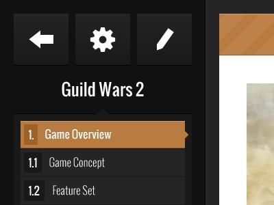 Game Design Doc app ipad ios game gaming app design video game game design game design document