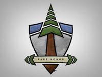 Rare Honor Logo Illustration v2