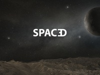 #SPACEDchallenge Logo