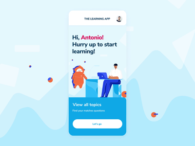 English E-learning 🧠 Mobile App