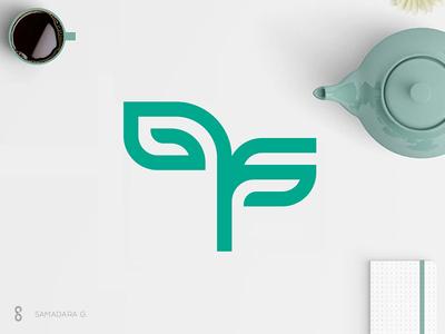 Great Tea Street Brand Identity symbol samadaraginige clever design line typography monogram logo mark minimal letter simple