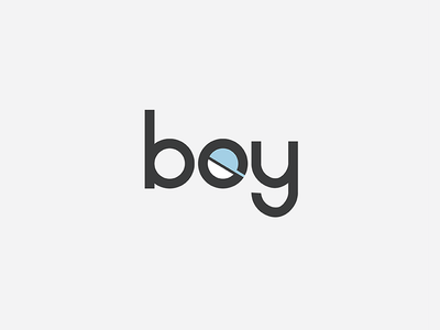 boy logo-mark