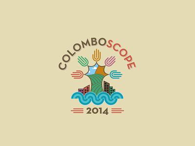 Logo proposal for a festival