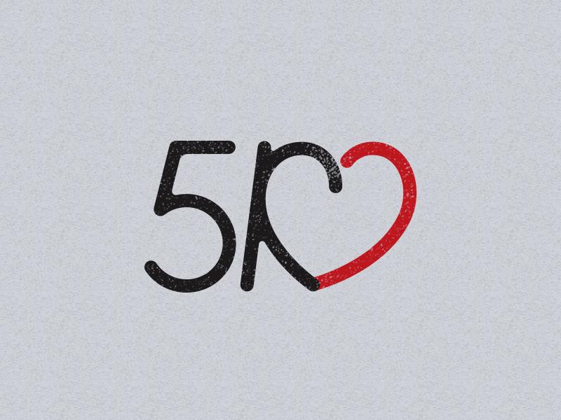 5k Followers On Fb By Samadara Ginige Dribbble