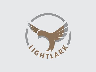 Lightlark geometric simple bird producer music lark