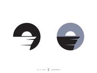 Cliff + Moon/Tent