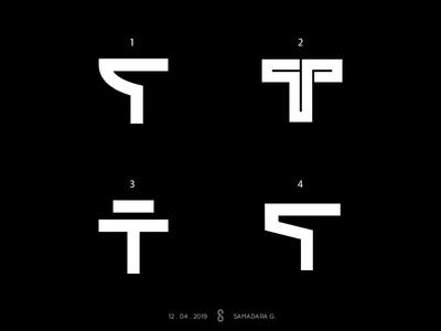 T letter-mark