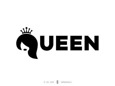 Queen Verbicon / Wordmark