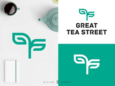 Great Tea Street Logo